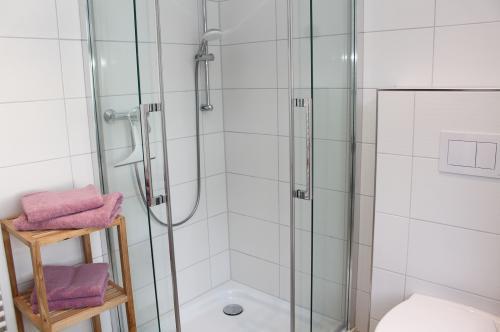zweites Bad mit Dusche/WC