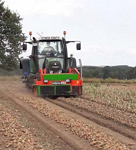 Kartoffelhof Rathing - Feldarbeit